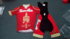 Sevilla summer suit