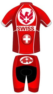 Switzerland summer suit