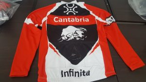 Winter suit Cantabria